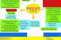Phoenix City Bình Mỹ, gần chợ Hóc Môn, SHR