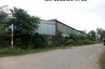 Chính chủ bán lô đất thổ cư sổ hồng riêng mặt tiền đường 12m giá 780tr ở HCM - LH 0905.564.763
