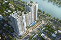 Bán gấp ch góc Viva Riverside, 77m2, 2PN, 2WC, tự thiết kế nội thất, giá 2,4ty, view hồ bơi
