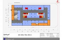 Bán căn hộ chung cư ngay trung tâm thủ đức, DT 86m2, SHR, giá 20tr/m2. LH 0937.672.065
