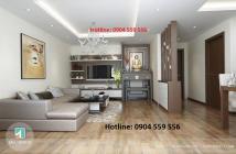 Gấp! Bán căn hộ 52m2, 2PN và 89m2, 3PN full đồ tại 283 Khương Trung, giá chỉ 25 tr/m2