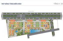 Cần bán gấp căn hộ Novaland Richstar Q. Tân Phú, diện tích 65m2