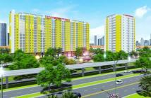 Bán CH Metro Depot, giá chủ đầu tư,ngay cầu Tham Lương,1Pn-1.1 tỳ, 2Pn 1.4 tỷ vay NH 80% 0986092767