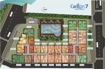 CH Carillon 7, chuẩn 5 sao, TTC ngay Đầm Sen, CK 5% khi mua, tặng 2 năm phí QL, LH 0911211133