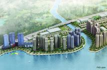 Bán căn góc 3 phòng ngủ Palm Heights, DT 101m2, view sông và Q1, 4 tỷ