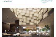 Waterina Suites đẳng cấp cho CH phong cách Nhật Bản. LH để xem nhà mẫu thực tế: 0902.6.888.23