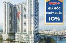 Bán gấp căn hộ Masteri Millennium Quận 4, 3PN, gía từ 6.5 tỷ, chiết khấu ngay 10%, LH 0901749378