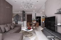 Cho thuê căn hộ Estella Heights 3PN DT 150m2 nội thất cơ bản, view đẹp nhất tháp T1, giá $1850/tháng