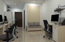 Officetel Garden Gate 35m2 bán 1,8 tỷ đầy đủ nội thất văn phòng Phú Nhuận