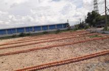 Bán đất thổ cư chính chủ ,KDC hiện hữu, SHR, MT ngay trung tâm huyện Củ Chi.