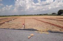 Đất mặt tiền võ văn bích cách chợ hooc môn 10' ,82m2,shr,dân cư đông đường nhựa 20m