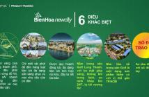 Biên Hòa New City mở bán đợt đầu tiên, giá chỉ từ 9,2tr/m2, 0909010669