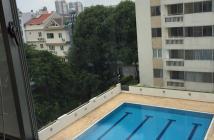 Cho thuê CH Mỹ Khánh 4, Nguyễn Đức Cảnh- Phú Mỹ Hưng, 3PN/118m2,View hồ bơi giá rẻ