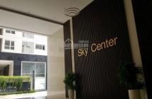 Cần bán gấp CC Sky Center tặng lại đầy đủ nội thất, 3 phòng ngủ