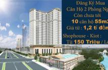Bán căn hộ Sài Gòn South Plaza 1,2 tỷ/2PN