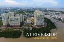 Căn hộ hoàn thiện quận 7 full nội thất, 1,4 tỷ/ căn - 500tr nhận nhà - 3 mặt view sông.