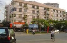 Bán chung cư phường 3 quận 4, dt 80m, giá 1,95 tỷ TL