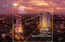 Alpha Hill- Alpha Mall- Alpha Town Tổ hợp 5 sao xứng tầm quốc tế tại quận 1, TP. HCM LH 0909534561