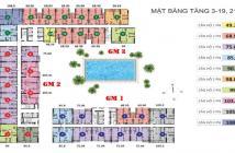 Chính chủ bán gấp căn hộ của Novaland Phú Nhuận, 69m2, 2PN, cực kì rẻ 3.1 tỷ, TT 99%. LH 09466 92 466