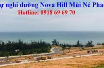 Chính thức nhận giữ chổ có hoàn lại biệt thự Nova Hill Mũi Né đẹp nhất dự án.