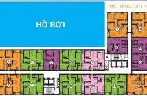 Bán căn hộ Centana Thủ Thiêm, 97m2, căn góc, tầng cao, view toàn cảnh Quận 1 & Quận 2, giá 3,470 tỷ có VAT