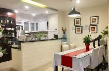 Bán căn hộ Horizon, Nguyễn Văn Nguyễn, Tân Định, Quận 1. Có sổ hồng. DT 126m2, 3PN, 2WC, giá 49 triệu/m2.
