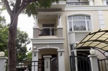 Cần cho thuê giá rẻ biệt thự Mỹ Văn Phú Mỹ Hưng Quận 7 nhà mới nội thất cơ bản giá 26tr/tháng