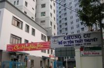 Cần bán căn hộ chung cư Tôn Thất Thuyết Q4.65m,2pn,để lại nội thất,có sổ hồng giá 2.1 tỷ.LH Nhân 0932 204 185
