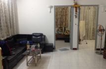 Cần cho thuê gấp căn hộ Hùng Vương Plazza, Dt 130m2, 3 phòng ngủ, trang bị nội thất đầy đủ