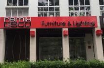 Cho thuê shop mặt tiền đường Nguyễn Văn Linh, Phú Mỹ Hưng, Quận 7.