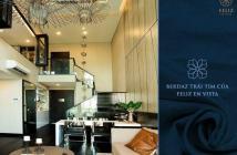 Chính chủ cần bán 2 căn hộ Feliz En Vista, Quận 2. Call 0966562797