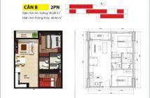 Sang nhượng căn hộ dự án Bcons Suối Tiên giai đoạn 1 view hồ bơi, view suối tiên..Lh:0907-549-176