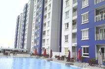 Cần bán gấp căn hộ chung cư Trung Đông Plaza, Quận Tân Phú, DT 60.5m2, 2 phòng ngủ, 2WC
