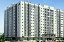 Bán gấp căn hộ Him Lam Chợ Lớn Q6, DT 102m, 2PN, 2WC, tặng đầy đủ nội thất, lầu cao thoáng mát