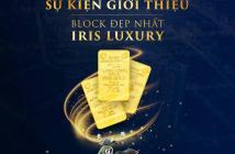 Mở bán Block Iris Luxury đẹp nhất dự án căn hộ Charmington Iris