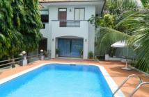 Cho thuê biệt thự đơn lập có hồ bơi Phú Mỹ Hưng Quận 7 - nhà rất đẹp giá lại rẻ 56tr/tháng