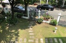 Cho thuê biệt thự đơn lập Hưng Thái Phú Mỹ Hưng Quận 7 có sân vườn ,Full nội thất đẹp