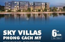 Biệt thự trên không phong cách Mỹ Sky Villas Jammona duy nhất và độc nhất ở Việt Nam, giá từ 6 tỷ