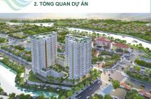 Căn hộ Fresca Riverside, tầng 10 đẹp nhất dự án, khu dân cư sầm uất