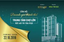 50 Suất giữ chổ đầu tiên dự án Căn hộ Quận 6 gần Mega Bình Phú, chỉ 1,5 tỷ/căn 50m2 Full nội thất