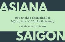 ĐẲNG CẤP HỘI TỤ - Căn hộ Phong Thủy sầm uất nhất Sài Gòn Chợ Lớn chỉ từ 1,49 triệu/2PN