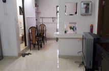 Cần bán gấp CH Tôn Thất Thuyết, DT 43m2, 1 phòng ngủ, nhà rộng thoáng mát, tặng nội thất, sổ hồng