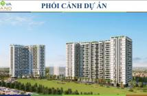 Thanh toán 70% (2,4 tỷ) nhận nhà, căn hộ 2PN,74m2, view sân bay - Căn hộ Botanica Premier