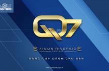 Q7 Saigon riveside ven sông ngay Phú Mỹ Hưng 1.6 tỷ/căn CK 3-18% tặng NTCC. 0903647344