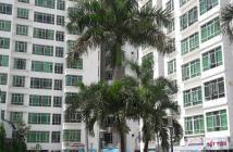 Cho thuê căn hộ Him Lam Nam Khánh Q.8 dt 95m, 2 phòng ngủ, giá 9.5 tr/th nhà đẹp, thoáng mát