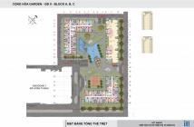 Nhận giữ chỗ block C view đẹp dự án Cộng Hoà Garden q. tân bình chỉ 50tr/ vị trí đẹp Lh 0938677909