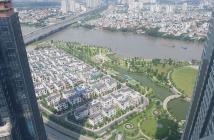 Bán căn hộ Landmark 3PN trực diện công viên, sông, Landmark 81 tầng