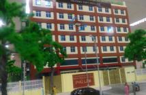 Làm mô hình kiến trúc trường THPT Phú Lâm