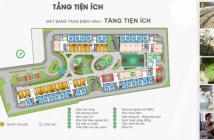 Căn hộ dưới 1 tỷ có ban công. Liền kề Phạm Văn Đồng. 2 năm nhận nhà. 129 triệu Sở hữu.