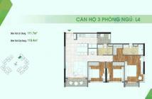 Chuyển nhượng nhiều căn hộ Sadora Sala: 2PN- Giá 4.9 tỷ, 3PN – 6.2 tỷ. LH 0908 111 886